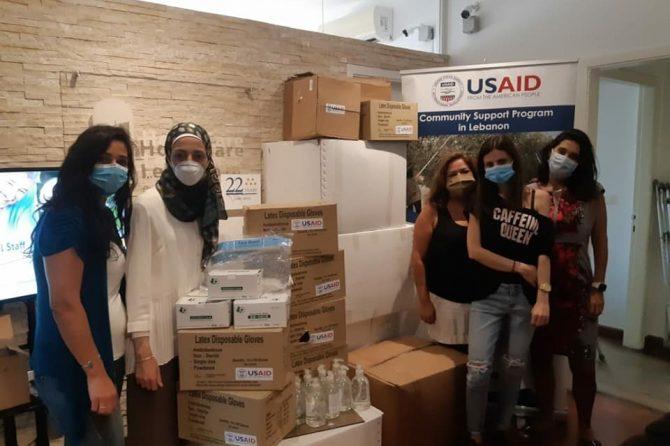 Community Support Program- CSP in Lebanon